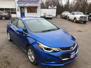 Used 2016 Chevrolet Cruze LT for sale in Beeton, ON