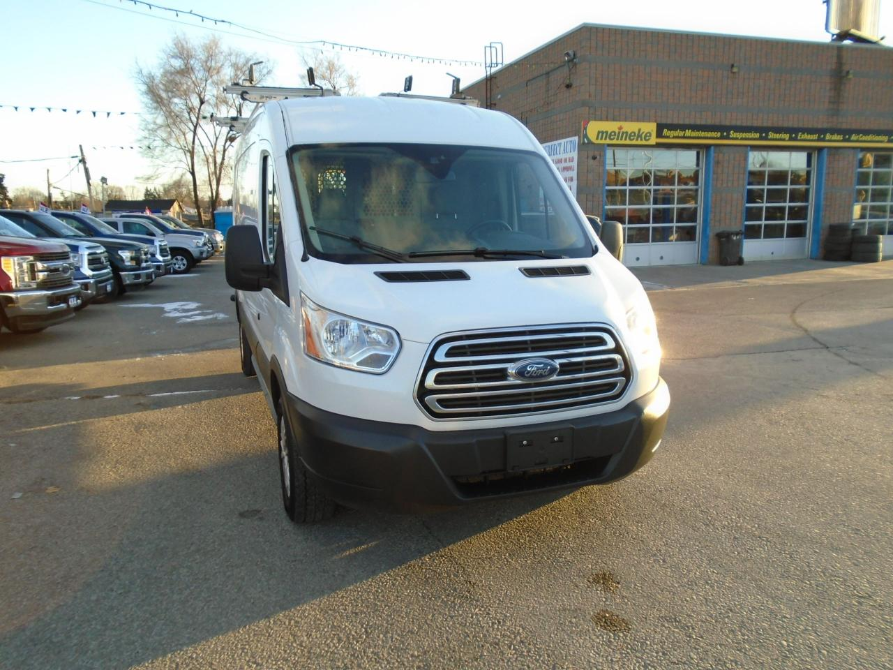 2015 Ford Transit T250 MED ROOF 148