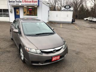 Used 2010 Honda Civic Sport for sale in Beeton, ON