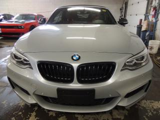 Used 2015 BMW 228i xDrive M PACK, CONVERTIBLE NAVI, BACK UP CAMERA for sale in Mississauga, ON