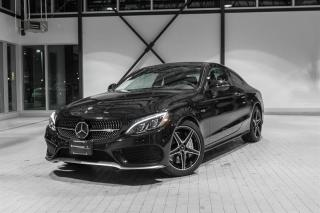 Used 2018 Mercedes-Benz C43 AMG 4MATIC Coupe for sale in Langley, BC
