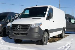Used 2019 Mercedes-Benz Sprinter V6 4500 Cargo 144 for sale in Calgary, AB