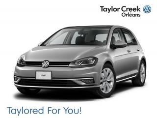New 2019 Volkswagen Golf 5-Dr 1.4T Execline 8sp at w/Tip for sale in Orleans, ON