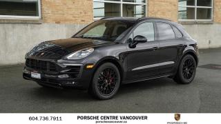 Used 2018 Porsche Macan GTS | PORSCHE CERTIFIED for sale in Vancouver, BC