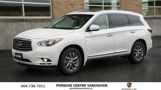 Used 2014 Infiniti QX60 AWD for sale in Vancouver, BC