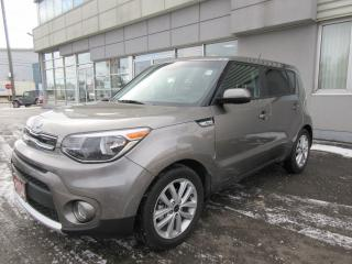 Used 2018 Kia Soul EX for sale in Mississauga, ON