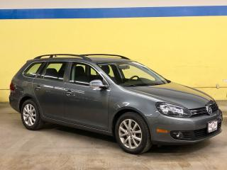 Used 2013 Volkswagen Golf Wagon TDI Comfortline, 2 Years Warranty for sale in Vaughan, ON