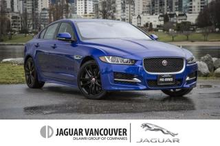 Used 2017 Jaguar XE 3.0L AWD R-Sport *Certified Pre-Owned Warranty! All Wheel Drive! for sale in Vancouver, BC