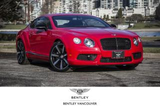 Used 2014 Bentley Continental GT V8 S for sale in Vancouver, BC