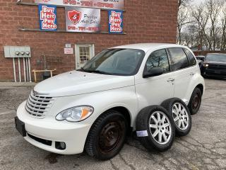 Used 2010 Chrysler PT Cruiser Classic/ONE OWNER/LOW KMS/CERTIFIED/WARRANTY INCL for sale in Cambridge, ON