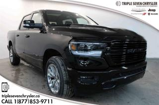 Used 2019 RAM 1500 RAM Crew Cab 4x4 (dt) Sport/rebel Swb ONLY 21000 KM!  SAVE BIG MONEY!! for sale in Regina, SK