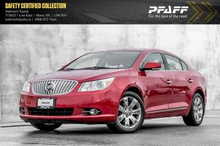 Used 2012 Buick LaCrosse 1SB for sale in Orangeville, ON