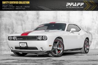 Used 2014 Dodge Challenger SXT RALLYE REDLINE, LTHR, ROOF! for sale in Orangeville, ON