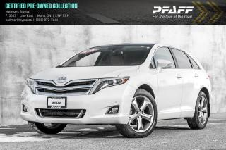 Used 2015 Toyota Venza V6 AWD 6A ONE OWNER TRADE IN, BOUGHT HERE! for sale in Orangeville, ON
