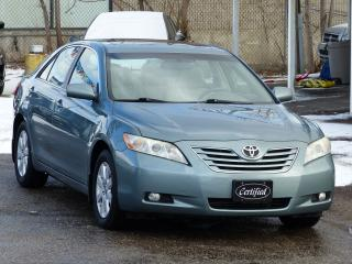 Used 2009 Toyota Camry XLE,NO-ACCIDENTS,LEATHER PWR-HEATD SEATS,SUNROOF, for sale in Mississauga, ON