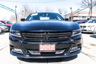 Used 2017 Dodge Charger SXT for sale in Brampton, ON