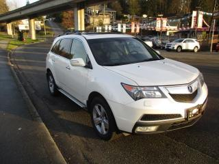 Used 2011 Acura MDX ADVANCE for sale in Surrey, BC