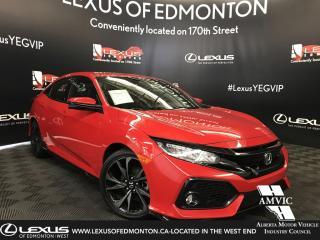 Used 2017 Honda Civic Hatchback Sport Touring for sale in Edmonton, AB