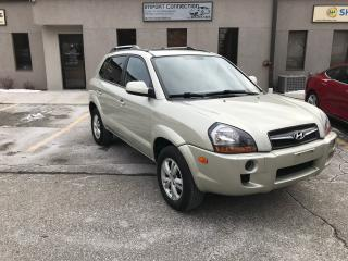 Used 2009 Hyundai Tucson 25th Anniversary,SUNROOF,NAVIGATION,ONE OWNER for sale in Burlington, ON
