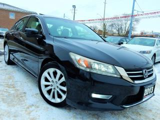 Used 2013 Honda Accord TOURING | NAVI.CAMERA | LEATHER.ROOF | NO ACCIDENT for sale in Kitchener, ON