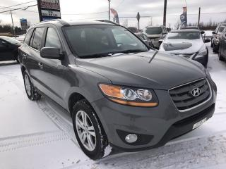 Used 2010 Hyundai Santa Fe Limited w/Navi for sale in Gloucester, ON