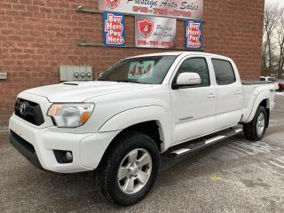 Used 2015 Toyota Tacoma TRD SPORT/4X4/DOUBLE CAB LONG BED/CERTIFIED for sale in Cambridge, ON