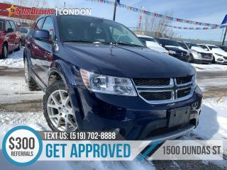 Used 2017 Dodge Journey GT | AWD | 7PASS | LEATHER for sale in London, ON