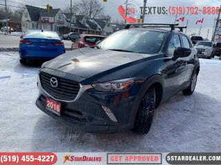 Used 2016 Mazda CX-3 for sale in London, ON