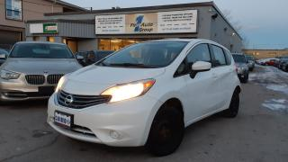 Used 2015 Nissan Versa Note S for sale in Etobicoke, ON