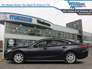 Used 2015 Mazda MAZDA6 GS - Bluetooth for sale in Toronto, ON