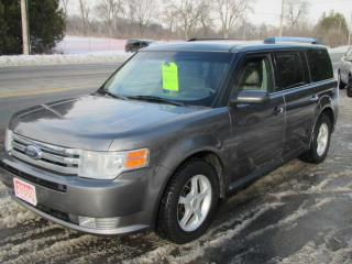 Used 2009 Ford Flex SEL for sale in Brockville, ON