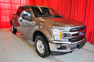Used 2018 Ford F-150 XLT Crew 4X4 EcoBoost for sale in Stratford, ON