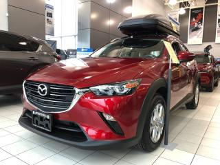 New 2019 Mazda CX-3 GS AWD at (2) for sale in North Vancouver, BC