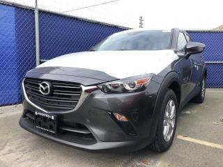 New 2019 Mazda CX-3 GS AWD on sale in North Van! Apple car play for sale in North Vancouver, BC