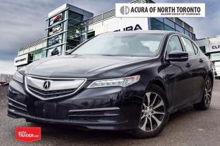 Used 2015 Acura TLX 2.4L P-AWS w/Tech Pkg Accident Free| Remote Start for sale in Thornhill, ON