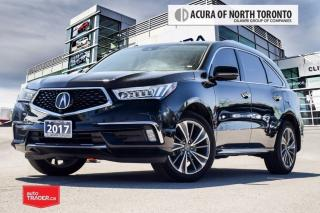 Used 2017 Acura MDX 6P at Elite Acura Certified! 360 Camera| Remote St for sale in Thornhill, ON