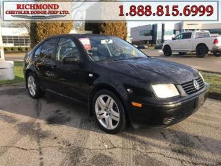 Used 2003 Volkswagen Jetta GLS 1.8T for sale in Richmond, BC