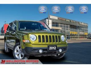 Used 2012 Jeep Patriot Sport / Remote Start / No Accidents ..... for sale in Guelph, ON