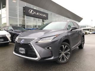 Used 2016 Lexus RX 450h Executive PKG, NO Accidents, LOW KMS, Local for sale in North Vancouver, BC