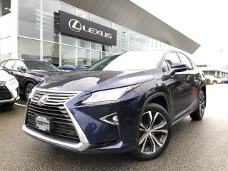 Used 2016 Lexus RX 350 8A JAN Special, LOW KM, LUX PKG. for sale in North Vancouver, BC