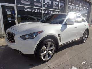Used 2012 Infiniti FX50 S Sport Premium pkg navigation AWD for sale in Etobicoke, ON