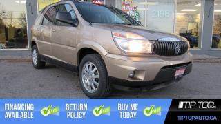 Used 2006 Buick Rendezvous CX ** Low Km's, Great Condition, Spacious ** for sale in Bowmanville, ON