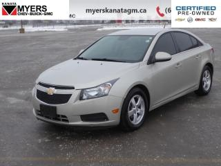 Used 2013 Chevrolet Cruze LT Turbo - Onstar -  Siriusxm for sale in Ottawa, ON