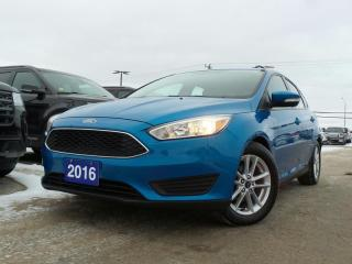 Used 2016 Ford Focus SE 2.0L I4 REVERSE CAMERA for sale in Midland, ON