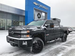 Used 2018 Chevrolet Silverado 2500 - for sale in Barrie, ON