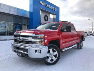Used 2016 Chevrolet Silverado 2500 - for sale in Barrie, ON