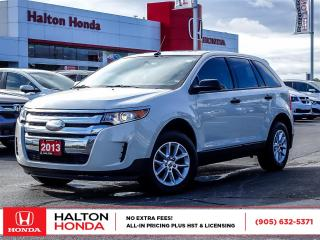 Used 2013 Ford Edge SE NO ACCIDENTS for sale in Burlington, ON
