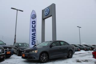 Used 2014 Volkswagen Jetta 2.0 TDI Highline for sale in Whitby, ON