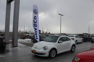 Used 2015 Volkswagen Beetle 1.8 TSI Comfortline for sale in Whitby, ON
