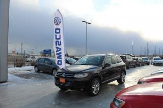 Used 2014 Volkswagen Touareg 3.0 TDI Comfortline for sale in Whitby, ON